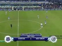 Everton - West Bromwich Albion