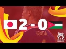 Japonia 2:0 Jordania
