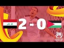 Irak 2:0 Palestyna