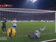 Inter Mediolan 2:0 Sampdoria
