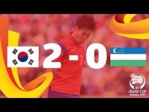 Korea Południowa - Uzbekistan