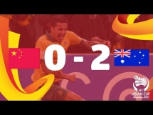 Chiny 0:2 Australia