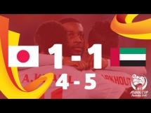 Japonia 1:1 Zjednoczone Emiraty Arabskie