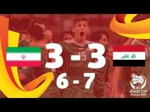 Iran 3:3 Irak