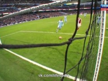 Manchester City 0:2 Middlesbrough