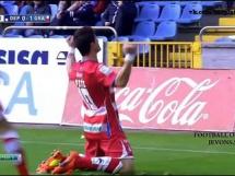 Deportivo La Coruna - Granada CF 2:2