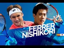 David Ferrer 0:3 Kei Nishikori