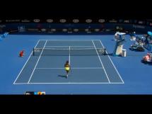 Serena Williams 2:1 Garbine Muguruza