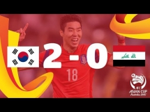 Korea Południowa 2:0 Irak
