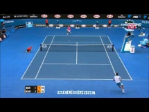 Tomas Berdych - Rafael Nadal 3:0