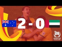 Australia 2:0 Zjednoczone Emiraty Arabskie