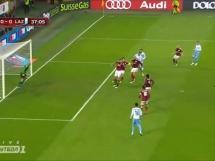 AC Milan - Lazio Rzym 0:1