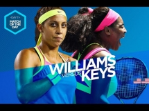 Serena Williams 2:0 Madison Keys