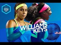 Serena Williams - Madison Keys