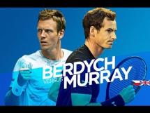 Tomas Berdych 1:3 Andy Murray