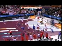 Polska 24:22 Chorwacja