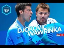 Novak Djoković - Stanislas Wawrinka