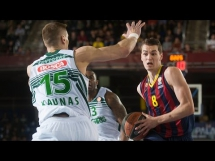 Regal Barcelona - Żalgiris Kowno 89:72