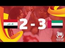 Irak 2:3 Zjednoczone Emiraty Arabskie