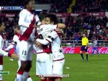 Rayo Vallecano 1:2 Deportivo La Coruna