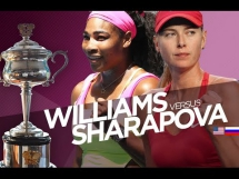 Serena Williams 2:0 Maria Sharapova