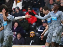 Hull City 0:3 Newcastle United