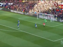Manchester United 3:1 Leicester City