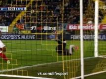 NAC Breda 0:2 PSV Eindhoven