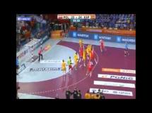 Polska 29:28 Hiszpania