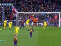 FC Barcelona 3:2 Villarreal CF
