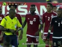 Ghana 3:0 Gwinea