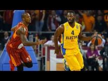 Galatasaray 94:97 Maccabi Electra Tel Awiw