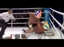 Skrót z meczu Atletico - Real Madryt