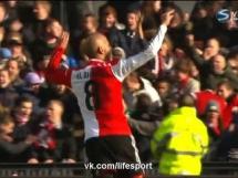 Feyenoord 2:1 Cambuur