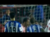 Almeria 2:2 Real Sociedad