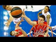 CSKA Moskwa 97:75 Armani Mediolan