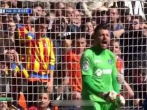 Valencia CF 1:0 Getafe CF