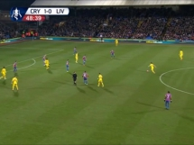 Crystal Palace 1:2 Liverpool