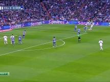 Real Madryt 2:0 Deportivo La Coruna