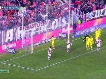 Rayo Vallecano 2:0 Villarreal CF