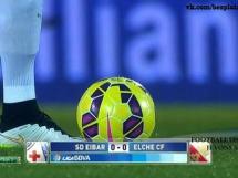 SD Eibar - Elche