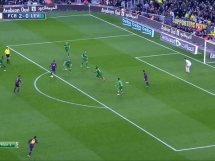 FC Barcelona 5:0 Levante UD