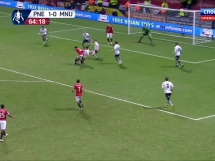 Preston North End 1:3 Manchester United
