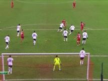 Liverpool 1:0 Besiktas Stambuł