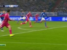 Schalke 04 0:2 Real Madryt