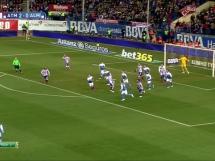 Atletico Madryt 3:0 Almeria