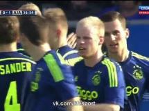 Willem II 1:1 Ajax Amsterdam