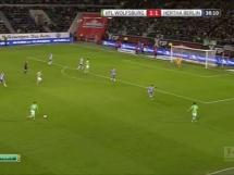 VfL Wolfsburg - Hertha Berlin