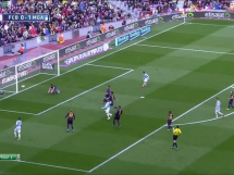 FC Barcelona - Malaga CF 0:1