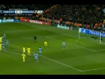 Messi nie strzelił karnego w meczu z Man City